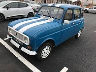 Renault almost Gordini