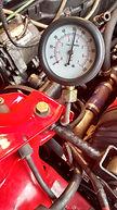 lancia delta pump pressure test