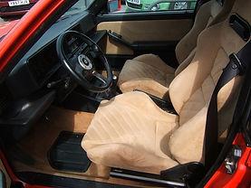 red evo2 interior