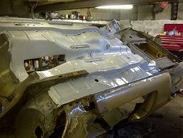 Viva E primer chassis