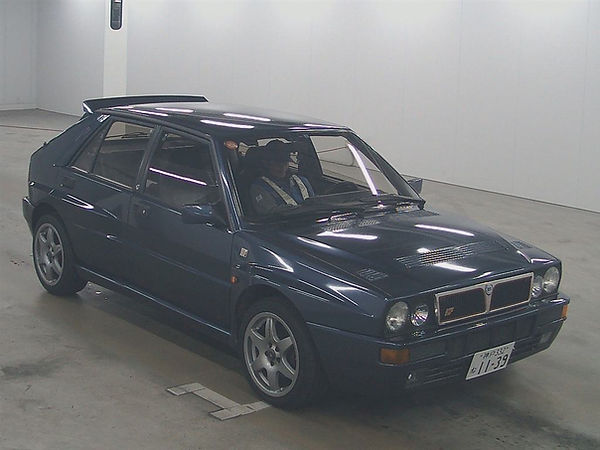 integrale evo at japan auction