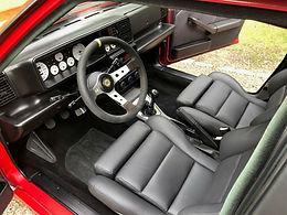 integrale leather interior