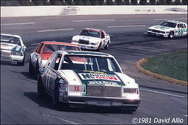 nascar buick regal