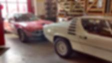 Alfa Romeo Montreals