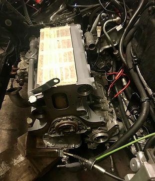 8v Delta engine