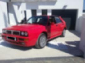Lancia Delta in France