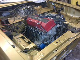 S2000 engine in Viva