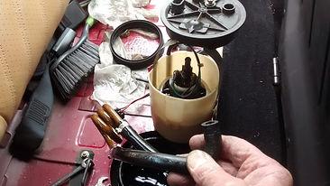 Lancia delta fuel pipes