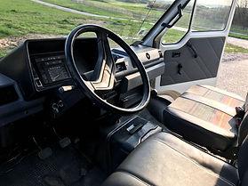Renault Master t35 cab