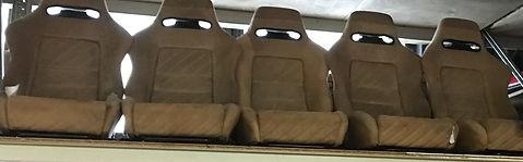 evo2 seats on a shelf