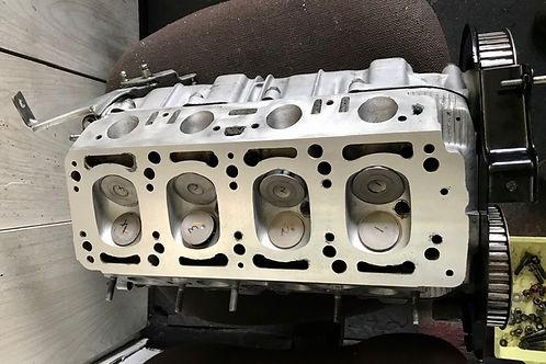 Lancia 8v cylinder head