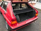 Lancia Delta parcel shelf