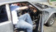 Toyota Celica Supra dash removal