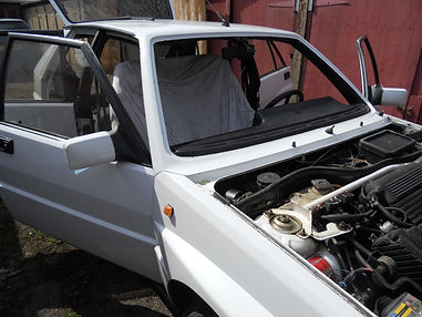 integrale screen removed