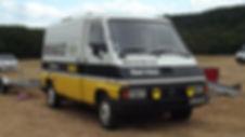 Renault Master service van