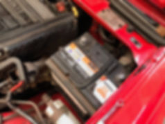 Lancia Delta battery