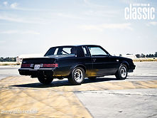 buick grand national rear 1/4