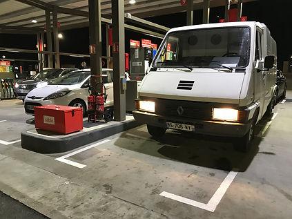 Renault Master in France