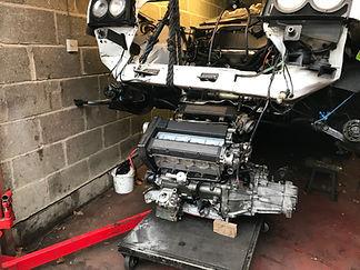 Fitting Integrale engine