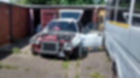 Lancia Delta stripdown