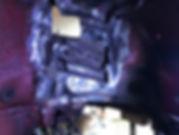 lancia inner wing repair
