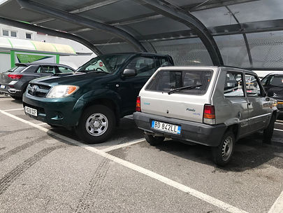 Toyota Hilux in Italy
