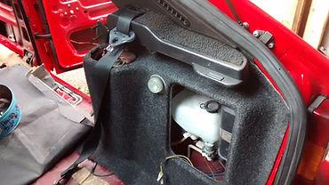 integrale rear interior