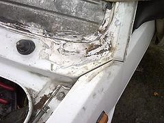 Delta scuttle repair 4
