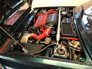 Lancia Delta Evo1 engine