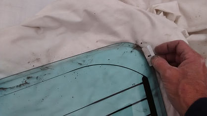 cleaning delta screen