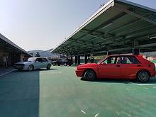 como car park