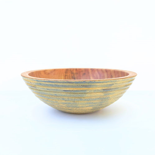 Small Spanish Chestnut Bowl