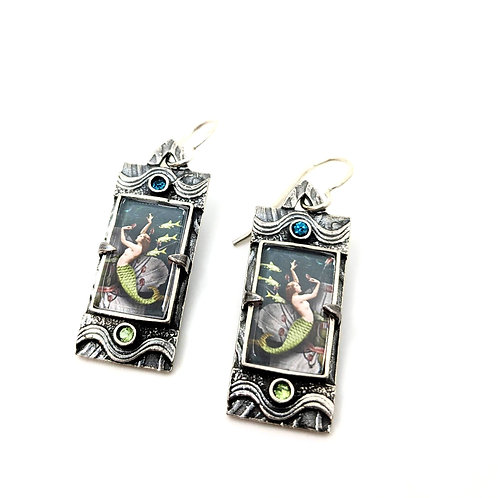 Dance of the Kelpies Earrings