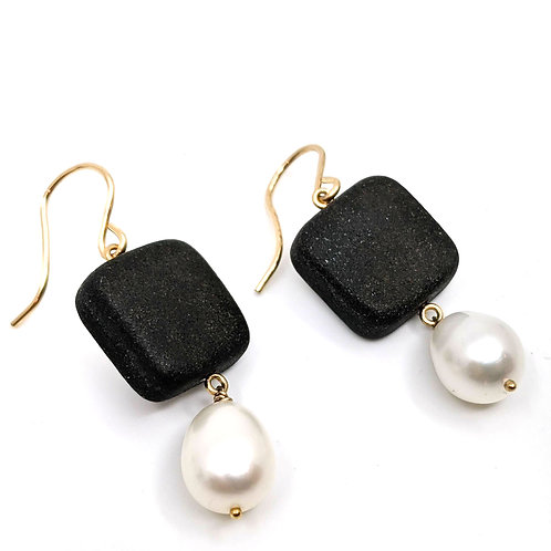 Pearl Stone Drops