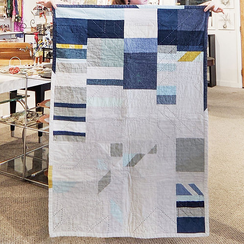 Small Quilt or Baby Blanket