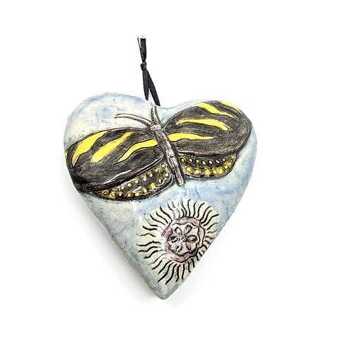 Zebra Longwing- Heart Rattle
