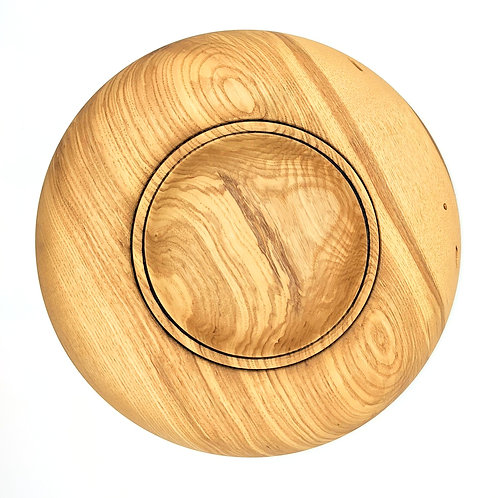 """Kalinka"", Ash Wood Bowl"