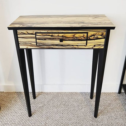 Another amazing table by Bob Wagner! Thi