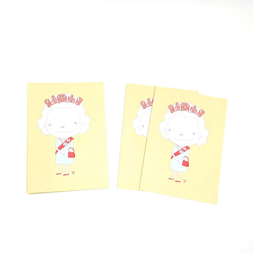 The Fabulous Queen, Greeting Cards