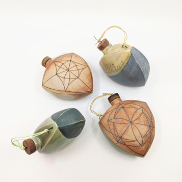 Amanda Bury Flasks