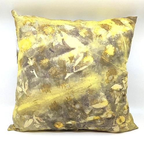 Naturally Dyed Pillow