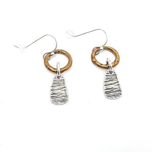 Hoop and Dangle Earrings
