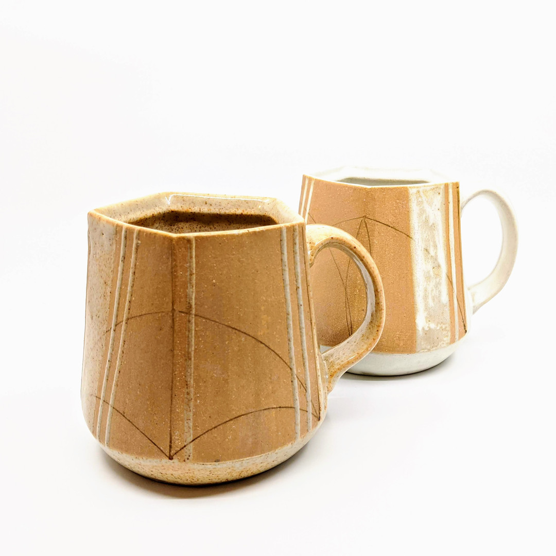 Amanda Bury Tall Mugs