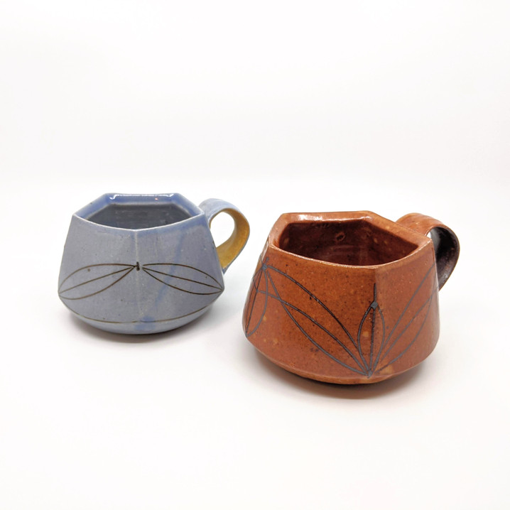 Amanda Bury Short Mugs