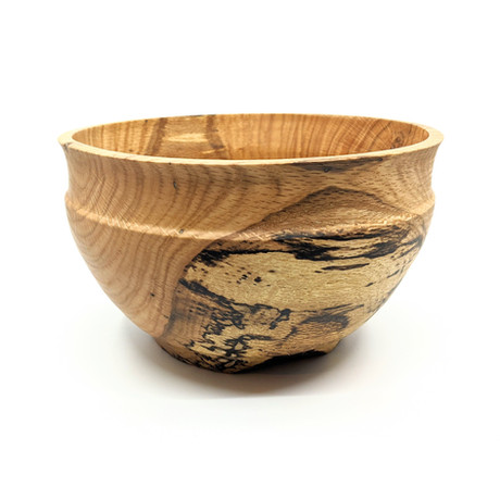 John Thomas Spalted Oak Bowl