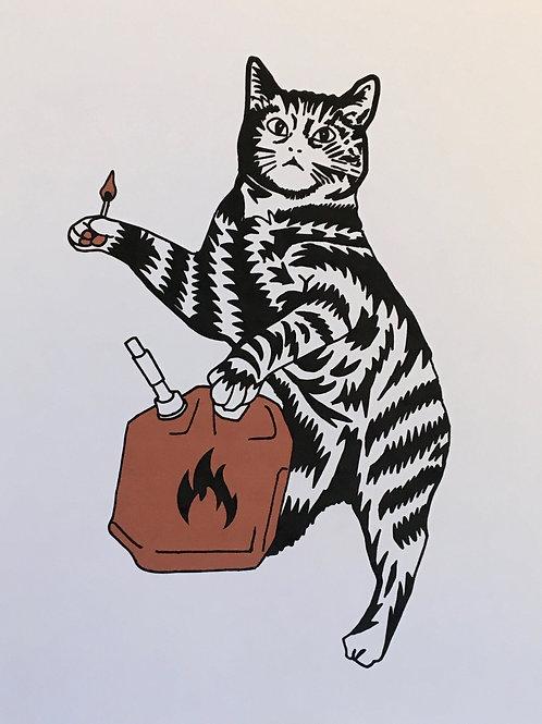 Fire Starter Print
