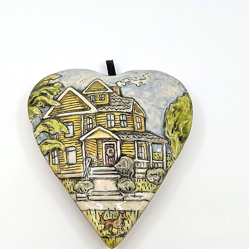Home is Where the Heart is- Heart Rattle