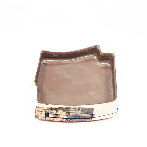 Abstract Serving Dish