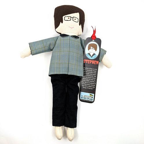 Stephen King Doll