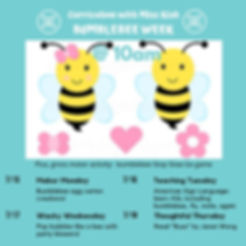 Bumblebee Week